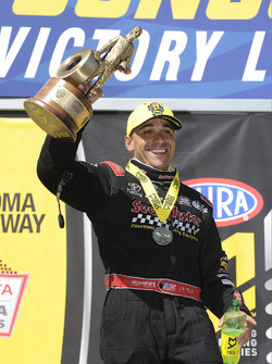 Sieger Top Fuel: J.R. Todd