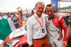 Winner Kris Meeke, Citroën DS3 WRC, Citroën World Rally Team with Ari Vatanen