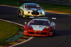 #51 AF Corse - Spirit Of Race Ferrari 488 GT3: Peter Mann, Francisco Guedes, Rino Mastronardi, Matte