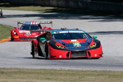 #48 Paul Miller Racing Lamborghini Huracan: Bryan Sellers, Madison Snow