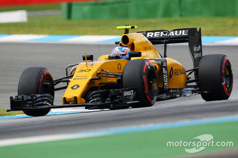 19. Jolyon Palmer, Renault Sport F1 Team RS16