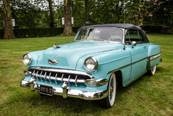 Classic Grand Tour: Chevrolet Bel Air