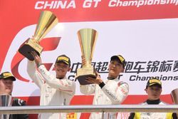 podium:Sun zheng,Zou sirui