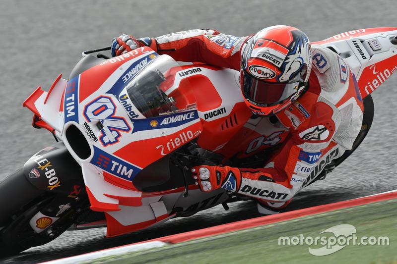 Andrea Dovizioso (Ducati), 7. Platz