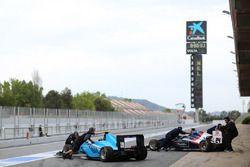 Рихард Гонда, Jenzer Motorsport, Константин Терещенко, Campos Racing