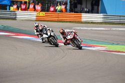 Leon Camier, MV Agusta e Jordi Torres, Althea BMW Team