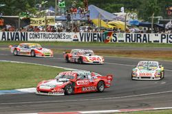 Matias Jalaf, Catalan Magni Motorsport Ford, Mariano Altuna, Altuna Competicion Chevrolet, Mariano W