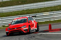 #13 Benjamin Leuchter, Racing One, VW Golf GTI TCR
