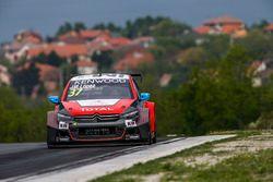 José María López, Citroën World Touring Car Team, Citroën C-Elysée WTCC