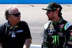 Gene Haas, Haas Automotive, avec Kurt Busch, Stewart-Haas Racing Chevrolet