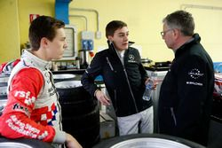 Ben Barnicoat, HitechGP, Dallara F312 – Mercedes-Benz,George Russell, HitechGP, Dallara F312 - Merce