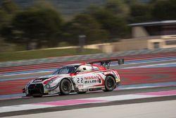 #22 Nissan GT Academy Team RJN Nissan GT-R Nismo GT3: Matthew Simmons