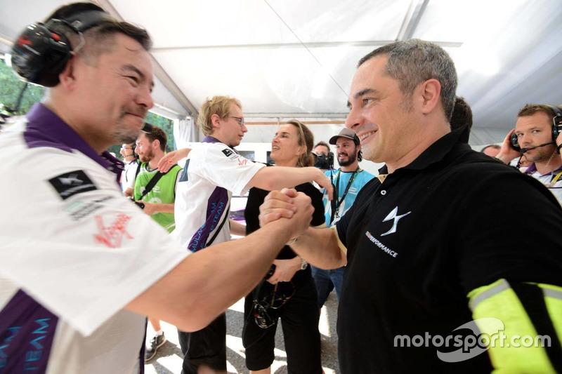 Alex Tai, DS Virgin Racing