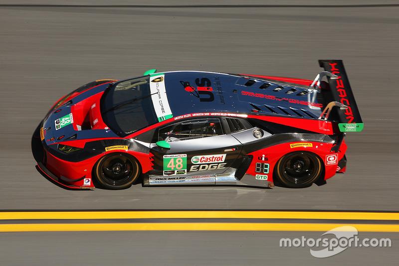 48 Paul Miller Racing Lamborghini Huracan Mirko Bortolotti Bryan