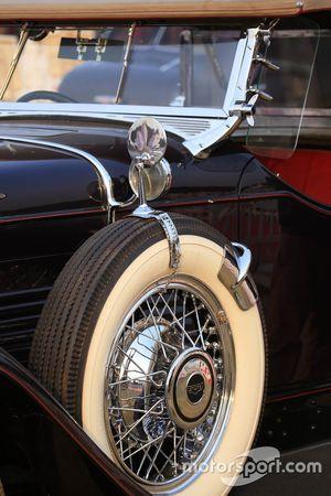 1930 Stutz Series M Speedster, Dual Cowl, Le Baron