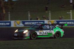 #38 Wall Racing Porsche 911 GT3 Cup S: Paul Tresidder, Daniel Bilski, David Wall