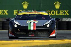 #120 Ferrari of Ontario Ferrari 458: Rick Lovat