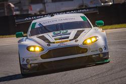 #98 Aston Martin Racing Aston Martin Vantage GT3 : Paul Dalla Lana, Pedro Lamy, Mathias Lauda, Richie Stanaway