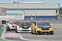 Benjamin Distaulo, Lombardi Honda Racing