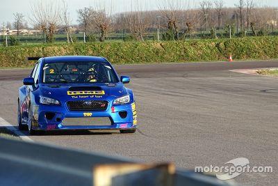 Subaru February testing