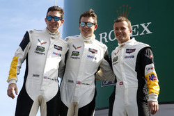 #4 Corvette Racing Chevrolet Corvette C7.R : Oliver Gavin, Tommy Milner, Marcel Fässler
