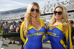 Прекрасная девушка Turner Motorsport
