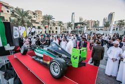 سيارة الفورمولا 4