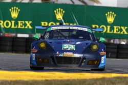 #23 Team Seattle/Alex Job Racing Porsche GT3 R: Ian James, Mario Farnbacher, Alex Riberas, Wolf Henz