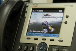 Scuderia Toro Rosso workshop