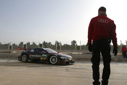 Mattias Ekström, Audi RS 5 DTM auto de prueba