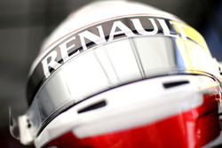 Helmet of Kevin Magnussen, Renault Sport F1 Team