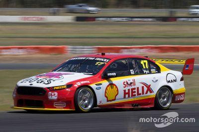 Queensland Raceway February testing