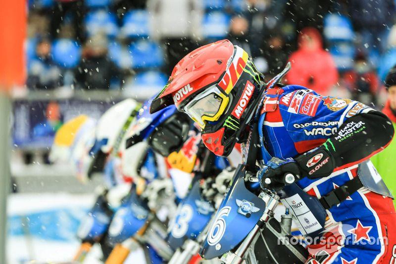 Ice Speedway Gladiators