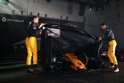 Renault Sport F1 Team, Nico Hulkenberg, Renault Sport F1 Team y Jolyon Palmer presenta el Renault Sp
