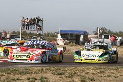 Lionel Ugalde, Ugalde Competicion Ford, Omar Martinez, Martinez Competicion Ford