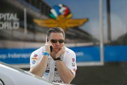 Zak Brown, CEO McLaren