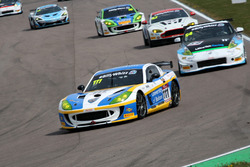 Anna Walewska, Mike Simpson, Century Motorsport, Ginetta G55 GT4
