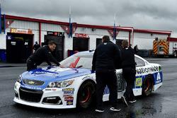 L'auto di Dale Earnhardt Jr., Hendrick Motorsports Chevrolet