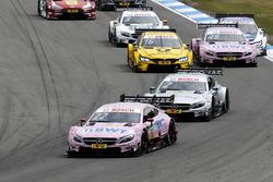 Start: Lucas Auer, Mercedes-AMG Team HWA, Mercedes-AMG C63 DTM, führt
