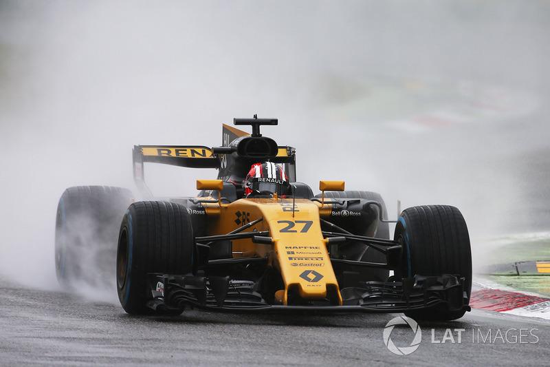 14. Nico Hülkenberg, Renault Sport F1 Team Team RS17