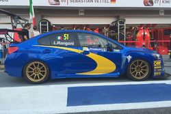 Subaru WRX STI TCR, Top Run Motorsport