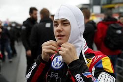 Petru Florescu, Motopark Dallara F317 - Volkswagen