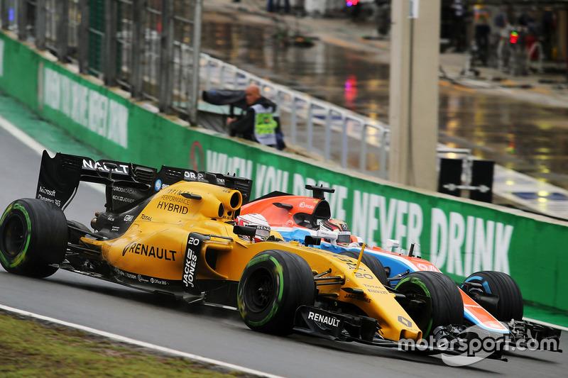 14e - Kevin Magnussen (Renault)