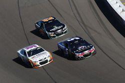 Gray Gaulding, Chevrolet, Kasey Kahne, Hendrick Motorsports Chevrolet, Casey Mears, Germain Racing C
