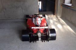 Kartondan Ferrari SF16-H!