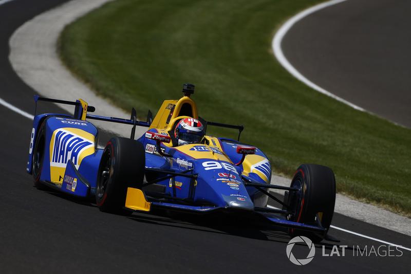 7. Alexander Rossi, Herta - Andretti Autosport, Honda