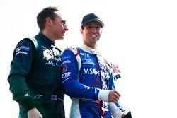 Adam Carroll, Jaguar Racing, Antonio Felix da Costa, Amlin Andretti Formula E Team