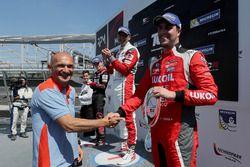 Podyum: Pepe Oriola, Lukoil Craft-Bamboo Racing, SEAT León TCR with Gabriele Tarquini