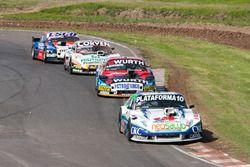 Santiango Mangoni, Dose Competicion Chevrolet, Juan Martin Trucco, JMT Motorsport Dodge, Juan Marcos Angelini, UR Racing Dodge, Jose Savino, Savino Sport Ford