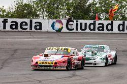 Juan Manuel Silva, Catalan Magni Motorsport Ford, Carlos Okulovich, Maquin Parts Racing Torino